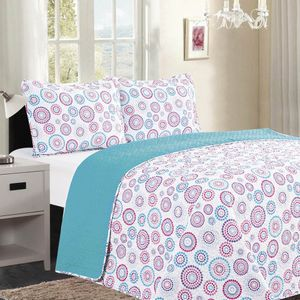 Sobrecama Bubble Home Accents Reversible