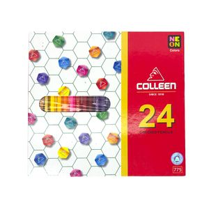 Lápices de Colores Colleen 775 de 24 Colores