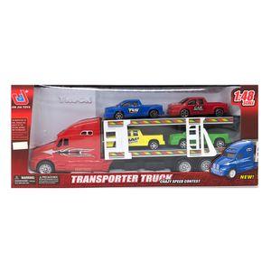 Mula Star Toys 1:48 Con Carros - Surtido
