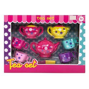 Juego de Té Puntos Star Toys Set