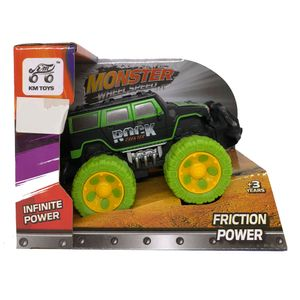 Carro de Fricción Monster Wheel - Surtido