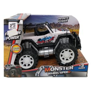 Carro de Friccion Monster Wheel Speed - Surtido