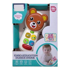 Teléfono Móvil Star Toys Con Luces y Sonidos