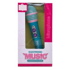 Micrófono Star Toys Con Sonidos - Surtido