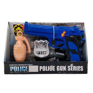 Pistola Policía Set