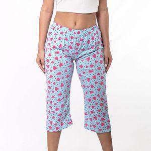 Capri de Pijama Mission Fashion Para Dama