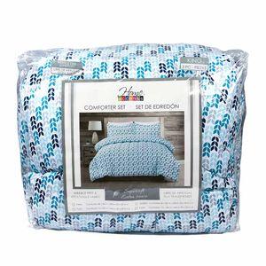 Comforter Home Accents 3 Piezas