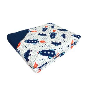 Sobrecama Home Accents Space Reversible