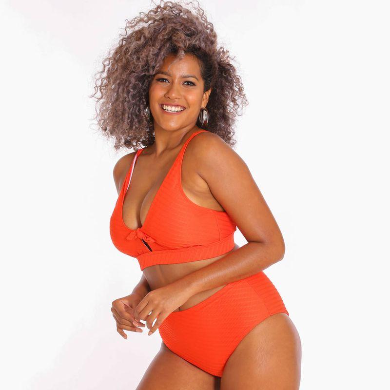 dama-vestido-de-bano-naranja-10745776_1
