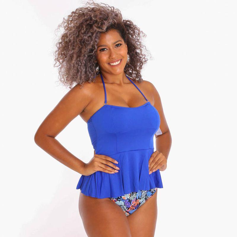 dama-vestido-de-bano-azul-10744742_1