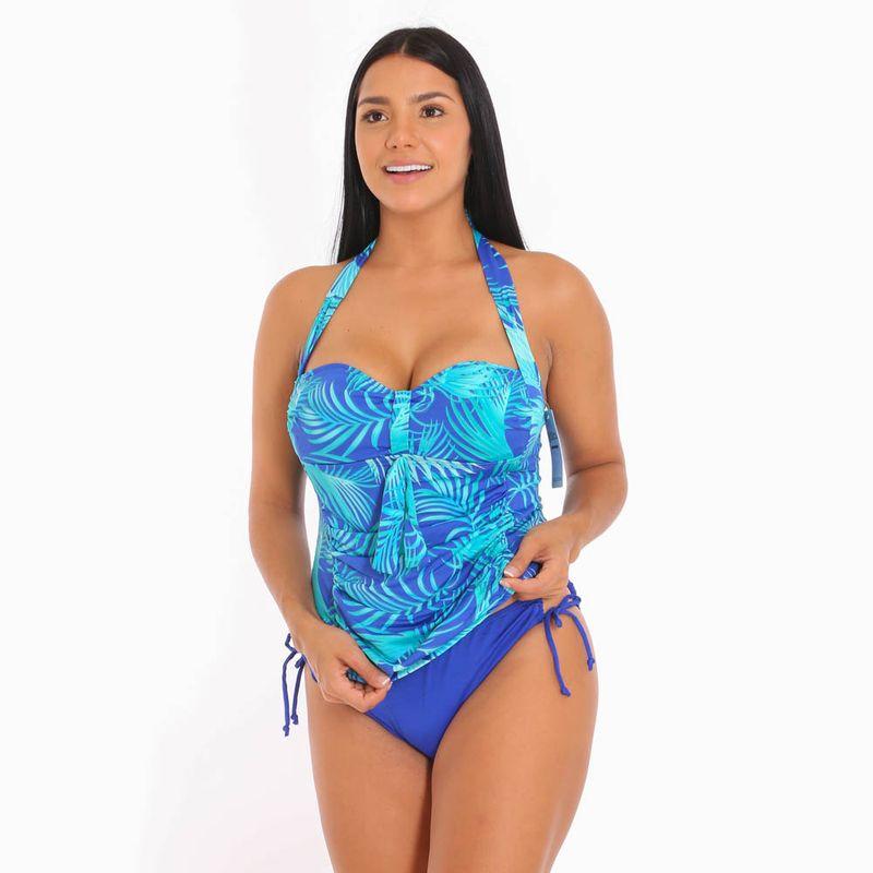 dama-vestido-de-bano-azul-10744743_1