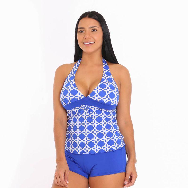 dama-vestido-de-bano-azul-10744744_1