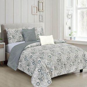 Comforter Rt Designer Franchesca Reversible 5 Piezas