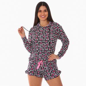 Conjunto de Pijama Pantalón Sleep Junkie Para Dama