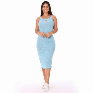 Vestido de Tiras Hot Delicious Para Dama