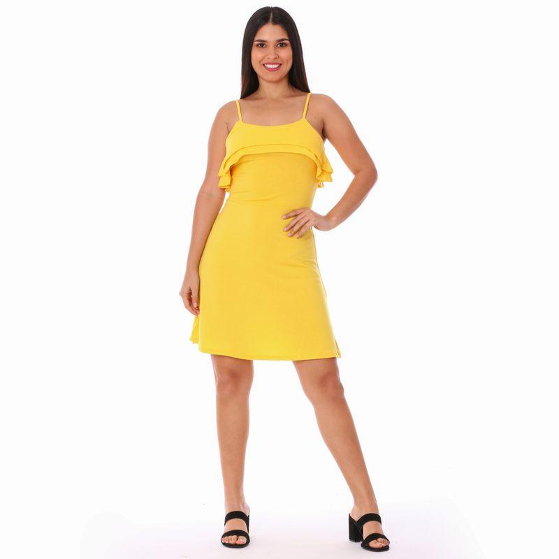dama-vestidos-amarillo-10748467_1