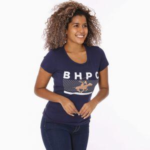 Camiseta Manga Corta Beverly H.Polo Club Para Dama