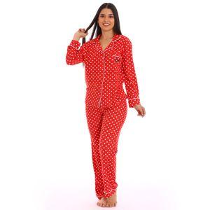Conjunto de Pijama Pantalón Mentally Para Dama