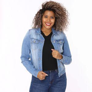 Jacket Jean Ymi Para Dama