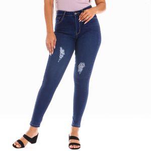 Pantalón Jean Bonita Para Dama
