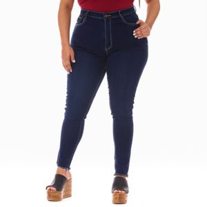 Pantalón Jean Bonita Para Dama Talla Grande