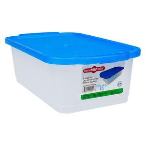 Caja Multiuso Imperial Plastics Con Tapa 4.73 L