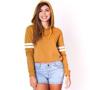 Jacket Deportivo Manga Larga Denim Republic Para Dama Capucha