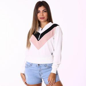 Jacket Deportivo Manga Larga Denim Republic Para Dama