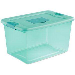 Caja Multiuso Sterilite Plástica Con Tapa