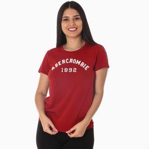 Camiseta Abercrombie Para Dama