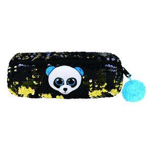 Cartuchera Ty Panda Bamboo de Lentejuela