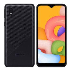 Celular Samsung Galaxy A01 Core SM-A013M/DS Negro
