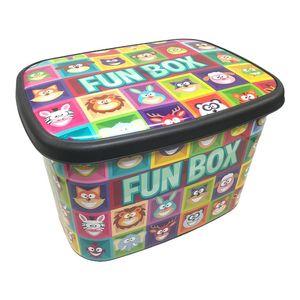 Caja Multiusos Plástica Home 50 L - Surtido