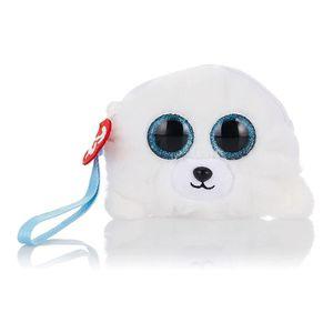 Monedero Ty Seal Icy Wristlet